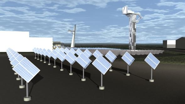 Pv Testing Facilities Solar Csiro